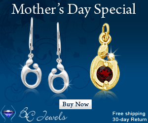 B2C Jewels - Mothers Day Special