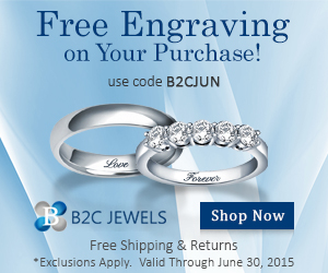 B2C Jewels Mother's Day Sale